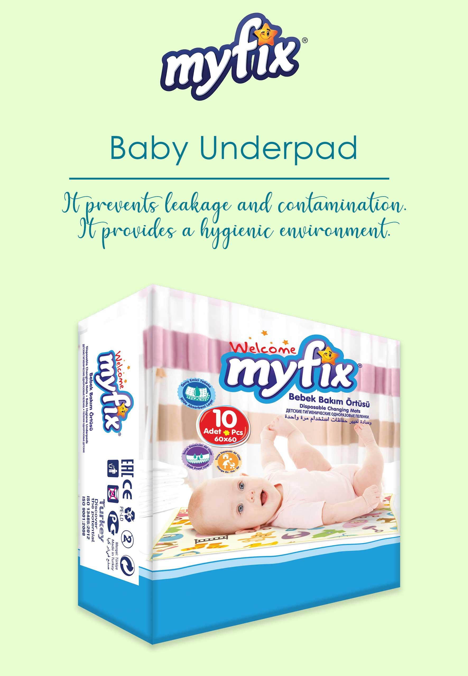 Baby Under pad