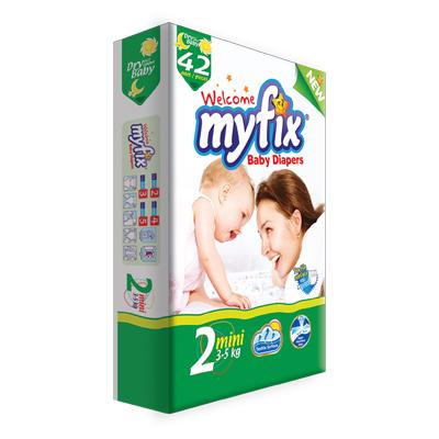 Scutece Copii MyFix Nr. 2 MINI (BD-004)