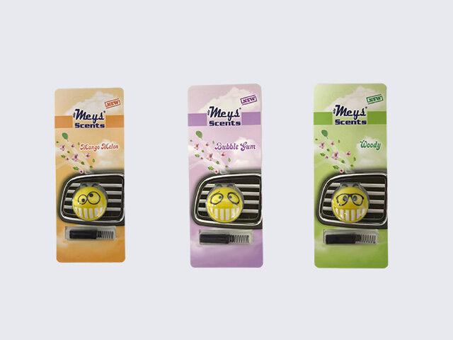 Parfum Auto Emoji
