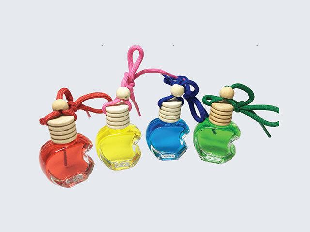 Parfum Auto Apple Bottle