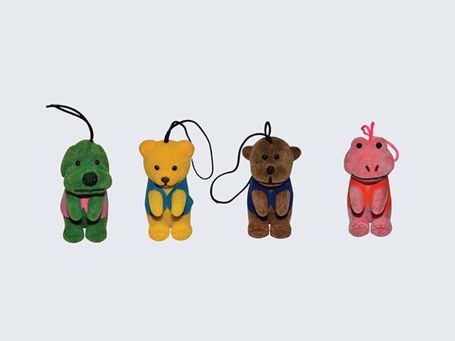 Parfum Auto Cute Mascots