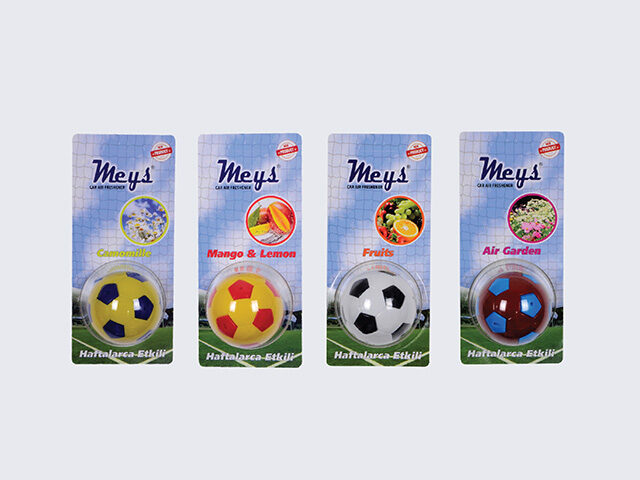 Parfum Auto Soccer Ball